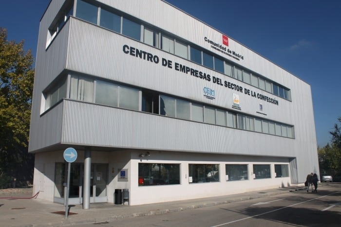 Centro-de-empresas-cantueña Representante de Nicce London