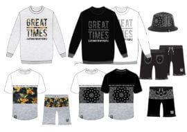 1-270x191 Colección Great Times verano 2017