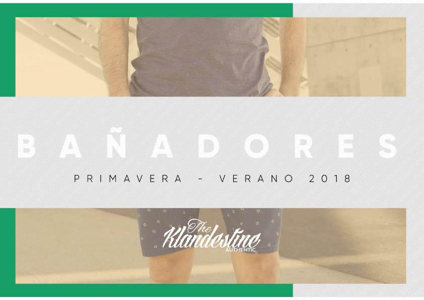 bañadores-klandestine Colección de Klandestine verano 2018