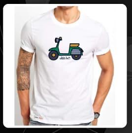 MC-02 camiseta cool bike