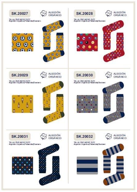 CALCETINES-KLANDESTINE-5 Calcetines de moda