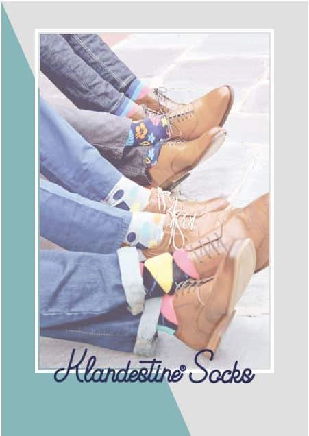 CALCETINES-KLANDESTINE-8 Calcetines de moda