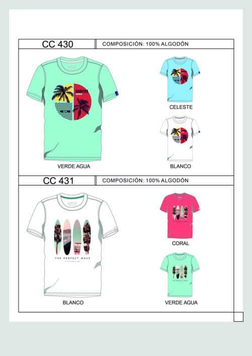 camiseta-1 Colección Primavera Verano 2021 Klandestine