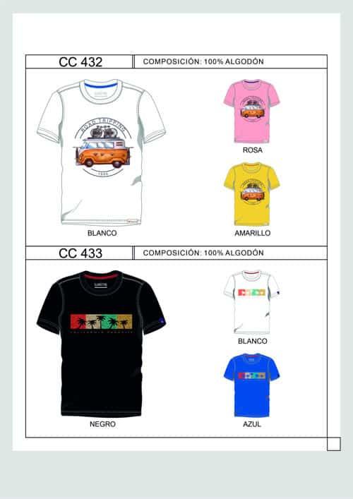 camiseta-2 Colección Primavera Verano 2021 Klandestine