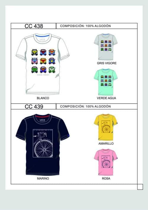 camiseta-3 Colección Primavera Verano 2021 Klandestine