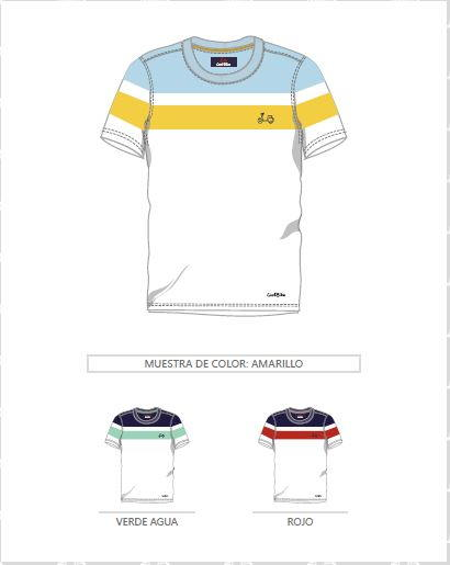Camiseta-CoolBike-verano-2021 CoolBike ropa de moda