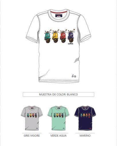 camiseta-coolbike-verano CoolBike ropa de moda