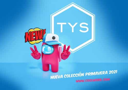 portada-tys Colección TYS verano 2021