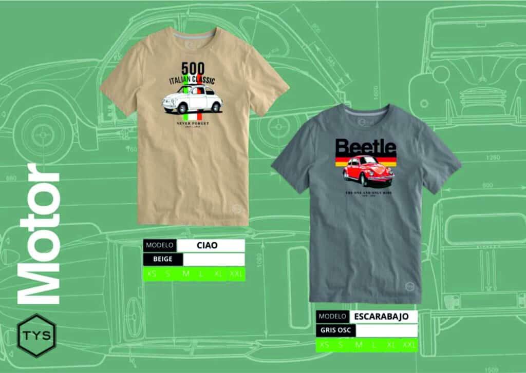 camisetas-clasicas-tys-1024x727 Colección de ropa TYS para invierno 2021