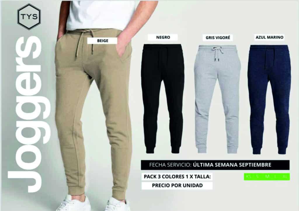 joggers-TYS-1024x722 Colección de ropa TYS para invierno 2021