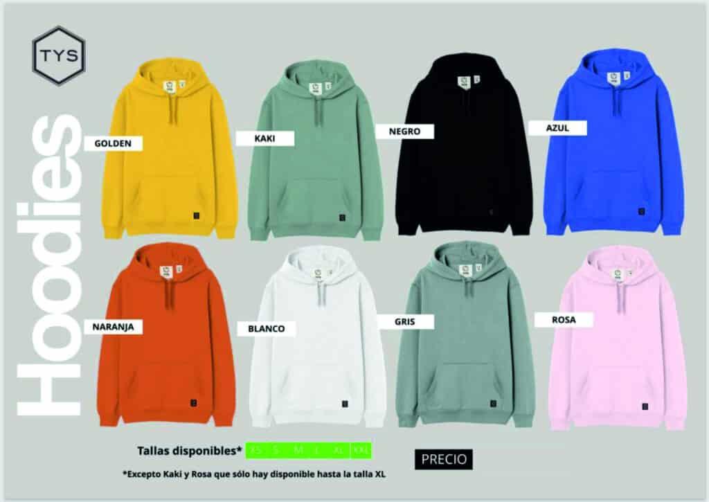 sudaderas-basicas-tys-1024x725 Colección de ropa TYS para invierno 2021